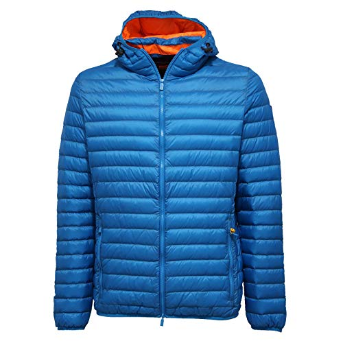 CIESSE PIUMINI 2165Z Piumino 100 Grammi Uomo Blue Light Down Jacket Man [48]