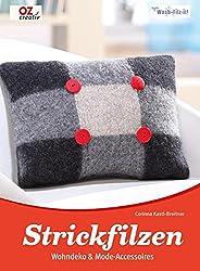 Strickfilzen: Wohndeko & Mode-Accessoires