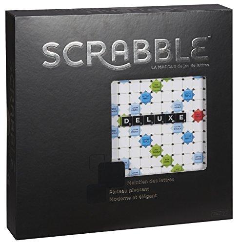 Scrabble - Y9585 - Jeu de Réflexion - Deluxe