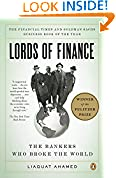 #3: Lords of Finance: The Bankers Who Broke the World
