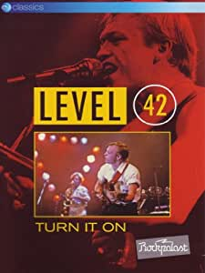 Level 42 - Turn It On [DVD] [2010] [NTSC]