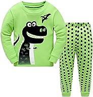 Showu bambini e Ragazzi Manica Lunga Completo Camicia + Pantaloni Clothing Outfits Pigiama Set