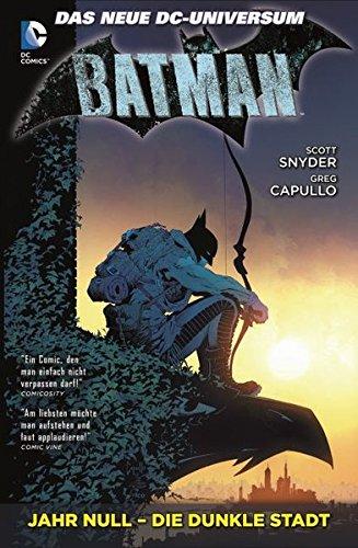 Batman: Bd. 5: Jahr Null - Die dunkle Stadt