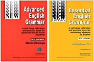 Essential English Grammar with Answers+Advanced English Grammar with Answers