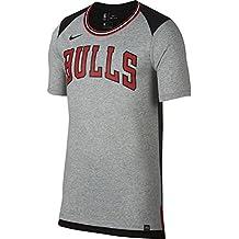 Nike NBA Chicago Bulls Michael Jordan 23 Zach LaVine 8 2017 2018 Fan Dri Fit tee