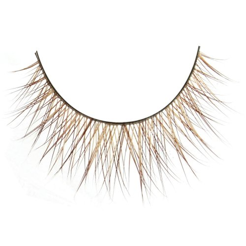 (3 Pack) FLUTTER Real Fox Fur Lashes - Victoria