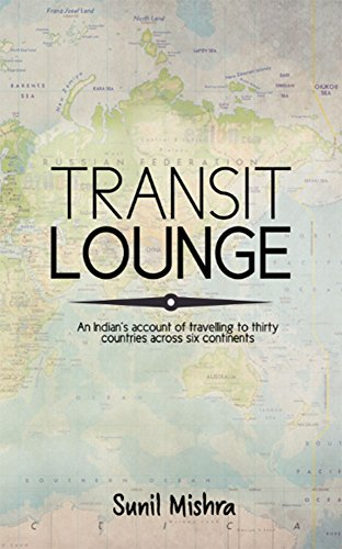 Transit Lounge by [Mishra, Sunil ]