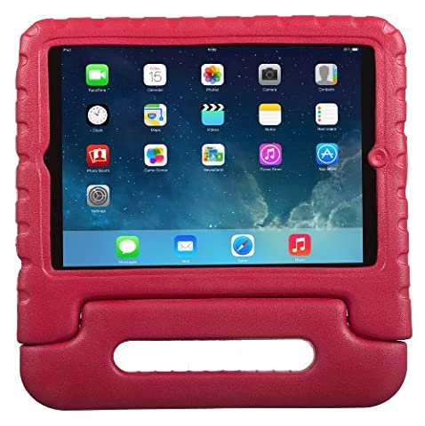 Caseit Chunky Foam Case Cover for iPad Air 5th Generation - Red