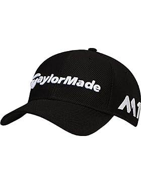 Taylormade Tour 39 Thrity, Gorra de Béisbol para Hombre, Negro, One Size(Tamaño del Fabricante:M/L)
