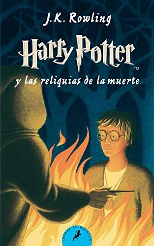 Harry Potter - Spanish: Harry Potter and the Deathly Hallows - Paperback by Joanne K. Rowling (2011-06-02)