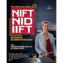 Guide for NIFT/NID/IIFT 2020