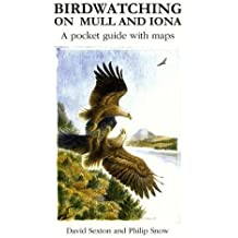 Birdwatching on Mull and Iona: A Pocket Guide with Maps