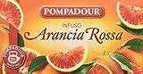 Pompadour Infusione per Bevande Calde, Arancia Rossa - 20 filtri - [confezione da 3]