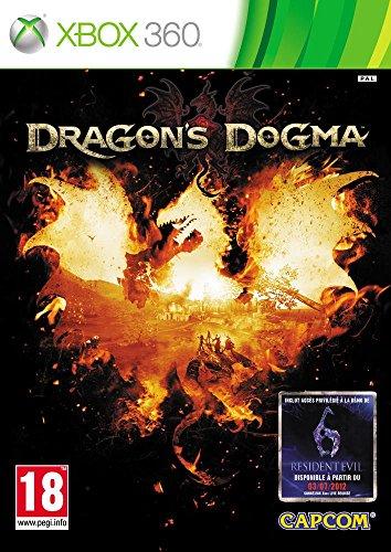 Dragon's Dogma ( + Resident Evil 6 Demo ) : Xbox 360 , FR - Xbox 360-dragon Dogma