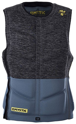 2017 Mystic Drip Side Zip Wake Impact Vest