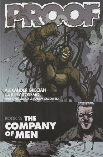Proof Volume 2: The Company Of Men: Company of Men v. 2 por Alexander Grecian