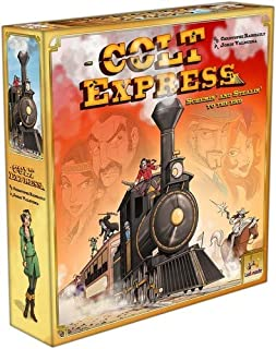 Asmodee COLT01 Colt Express (B00OZTUQWE) | Amazon Products