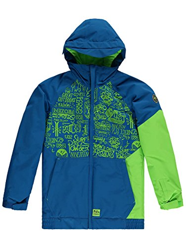 Kinder Snowboard Jacke O'Neill Grid Jacket Boys