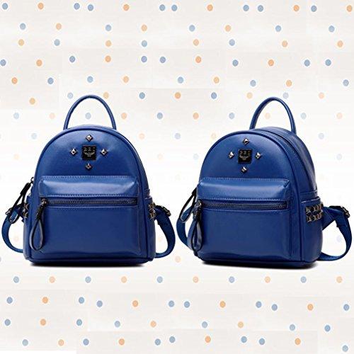 FAIRYSAN, Borsa a zainetto donna blu dark blue dark blue