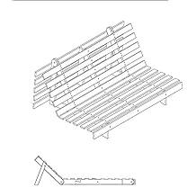Amazon Fr Structure Futon