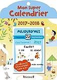 Mon super calendrier