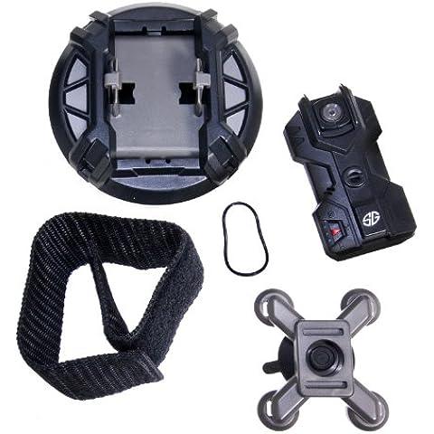 Spy Gear - 6021516 - Disfraz Accesorios - Hyper Cam 360