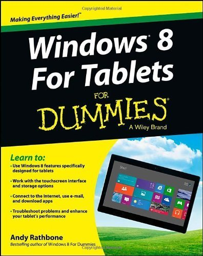 Surface For Dummies 1st by Rathbone, Andy (2013) Paperback