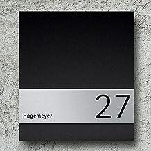 suchergebnis auf f r briefkasten mit hausnummer. Black Bedroom Furniture Sets. Home Design Ideas