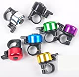 Liroyal Bicycle Bike Handlebar Aluminum Bell Ring