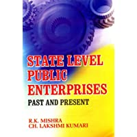State Level Public Enterprises: Past and Present