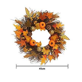 Haustr-Kranz-Ahornblatt-Girlande-Halloween-Ahorn-GirlandeHome-Shopping-Mall-Fenster-Dekoration-Perfekte-Dekoration-Halloween-Decor-Weihnachten-Dekor-Light-Home-Decor