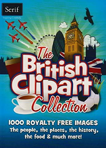 British Clipart Collection (PC CD) [Import UK]