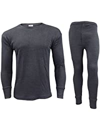 Gaffer Men Thermal Long Johns Bottoms Trousers Long Sleeve T Shirt Top Vest  Ski Wear 2f56c732cb