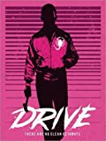 Poster 60 x 80 cm: Drive Ryan Gosling Movie Inspired Art von Golden Planet Prints - Hochwertiger Kunstdruck, Kunstposter