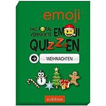 Das total verrückte emoji-Quizzen - Weihnachten