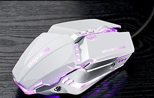 vaevango Gaming-Maus mit Kabel, für Laptop/Desktop PC 420 -