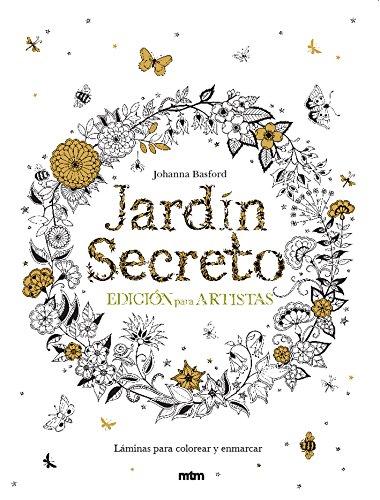 Jardin secreto. Edición para artistas por Johanna Baford