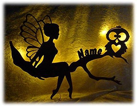 Wandtattoo 3d Led nachttischlampe Wand-Lampe