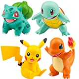 Pokemon Monster Collection EX 20th Anniversary 3 Pokemon of the Journey (Charmander, Squirtle, Bulbasaur)...