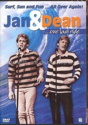 Bild von Jan & Dean - ... One Last Ride - Surf, Sun and Fun ... All Over Again! (Region 2, PAL) by Jan & Dean
