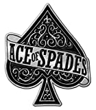 Motorhead Pin Badge Ace Of Spades Band Logo Nue offiziell Metal Lapel