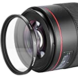 Neewer 52mm Ultra-violet UV Protection Filter for Canon Nikon Sony Olympus and Other Digital SLR Camera Lens with 52mm Filter Thread