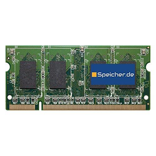 Nx9600-speicher (1GB RAM Speicher für HP nx9600 DDR2 SO DIMM)