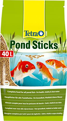 Tetra Pond Sticks - Aliment complet en sticks pour...