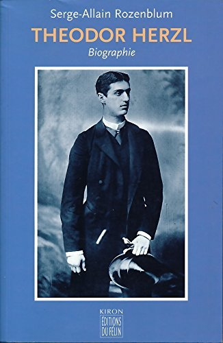 Theodor Herzl : Biographie - Index