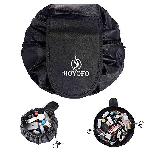 Lazy Make-up Tasche, hoyofo tragbar Reise Tasche, Kordelzug Design von Gesichtskissen Aufbewahrung Organizer, Magic Kosmetiktasche Make-up Tasche für Lazy - Tasche Make-up Organizer