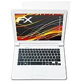 atFolix Schutzfolie kompatibel mit Odys Trendbook 12 Bildschirmschutzfolie, HD-Entspiegelung FX Folie (2X)