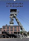 Industriekultur im Ruhrgebiet (Wandkalender 2018 DIN A3 hoch): Zechen und Ihre Faszination (Monatskalender, 14 Seiten ) (CALVENDO Technologie) [Kalender] [Apr 01, 2017] Gerlach, DY