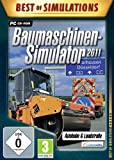 Baumaschinen - Simulator 2011 [Best of Simulations] - [PC]