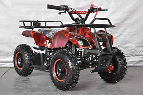 Mini quad con motor 49cc de 2 tiempos automático RAPTOR/miniquad, quad, quad...